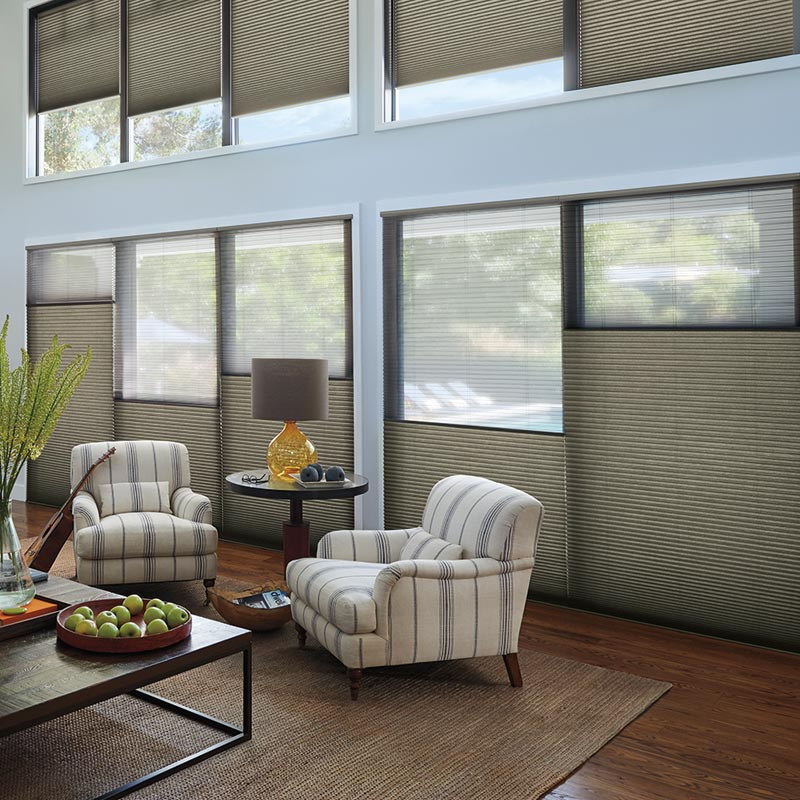 Hunter Douglas Duette Blinds Waterloo