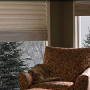 Hunter Douglas Custom Vignette Blinds in Waterloo