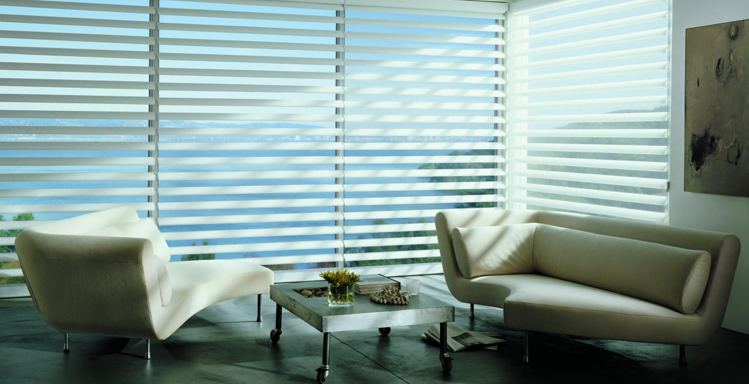 Pirouette Blinds In Waterloo Hunter Douglas Bauhaus