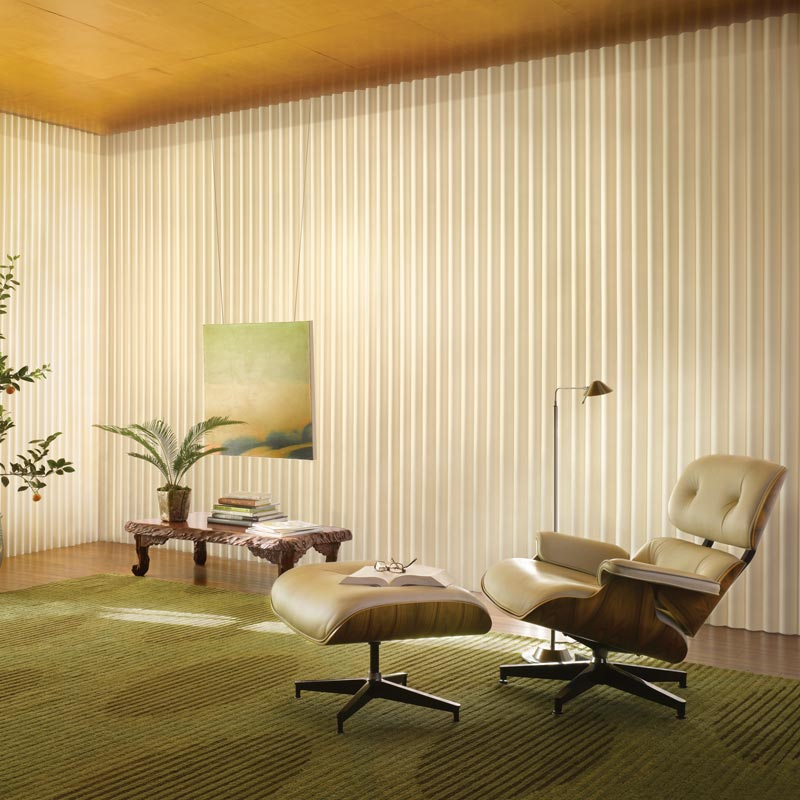 Hunter Douglas Luminette Blind Bauhaus Ontario