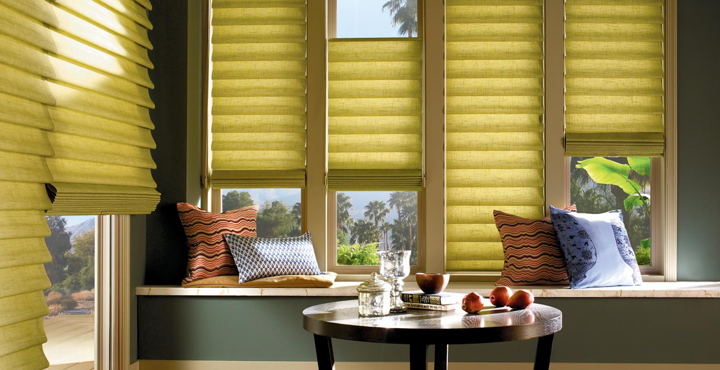 Hunter Douglas Vignette Blinds in Waterloo Ontario