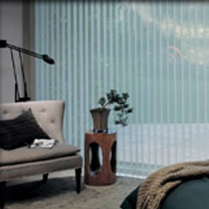 Hunter Douglas Luminette Sheer Privacy Blind
