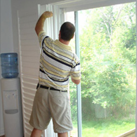 Professional Window Covering Installation Bauhaus Waterloo
