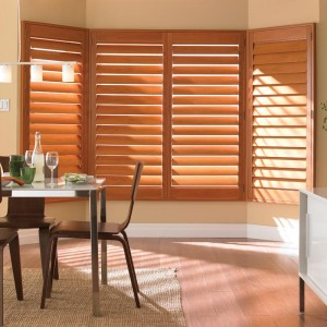 Waterloo Bauhaus High End Wooden Shutters