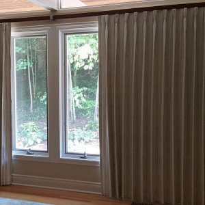 Bauhaus Waterloo Stayfold Custom Drapery